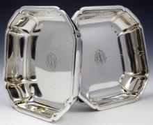 Cartier Sliver Plates
