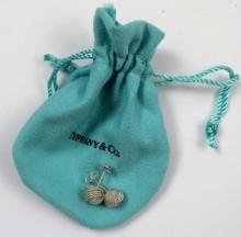 Tiffany & Co Sterling Silver Earrings