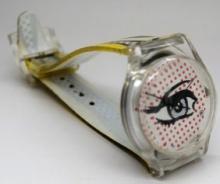 Roy Lichtenstein Watch