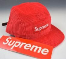 Supreme Red Hat