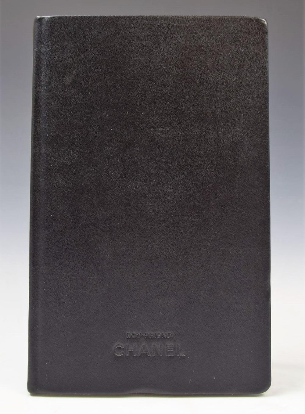 Chanel Notebook