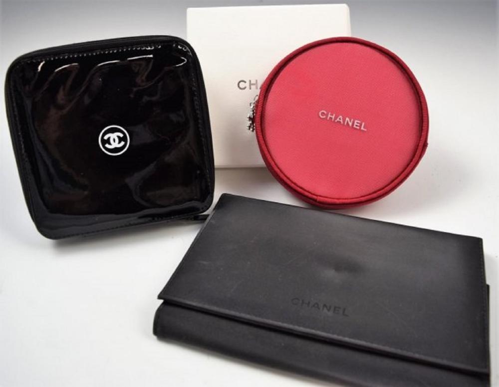 Chanel VIP Travel Items