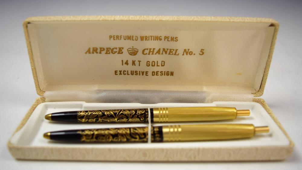 Chanel Vintage Pens