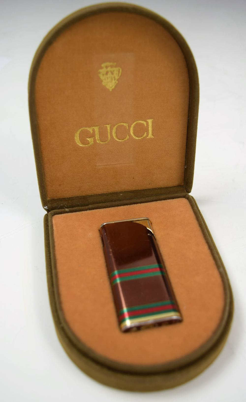 Vintage Gucci Lighter