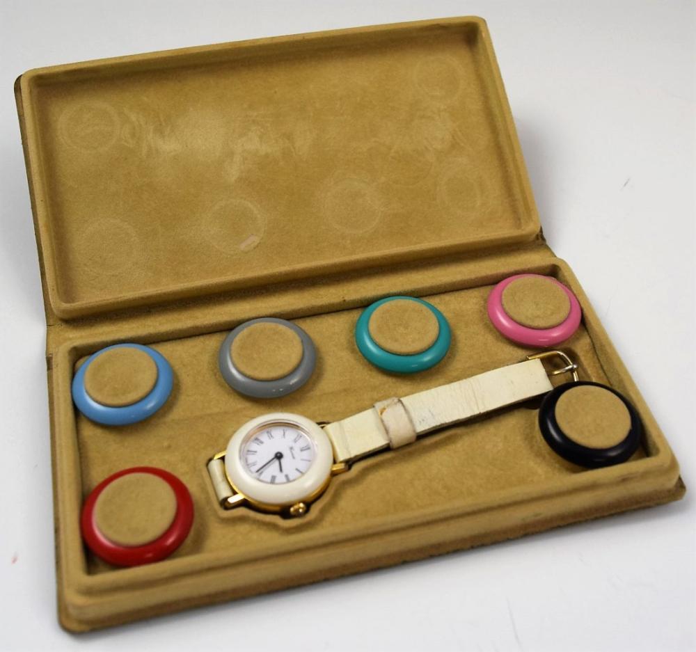 Vintage Hermes Ladies Watch