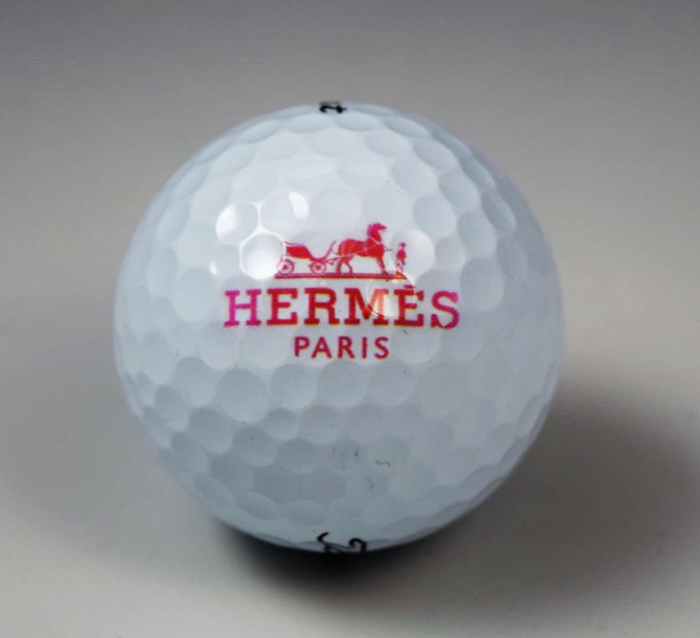 Hermes Golf Balls