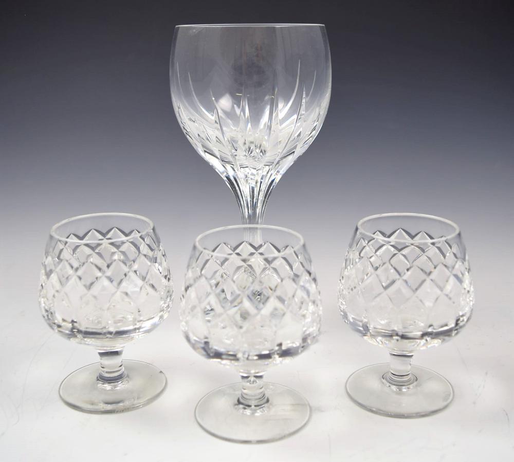 Cartier Crystal Set