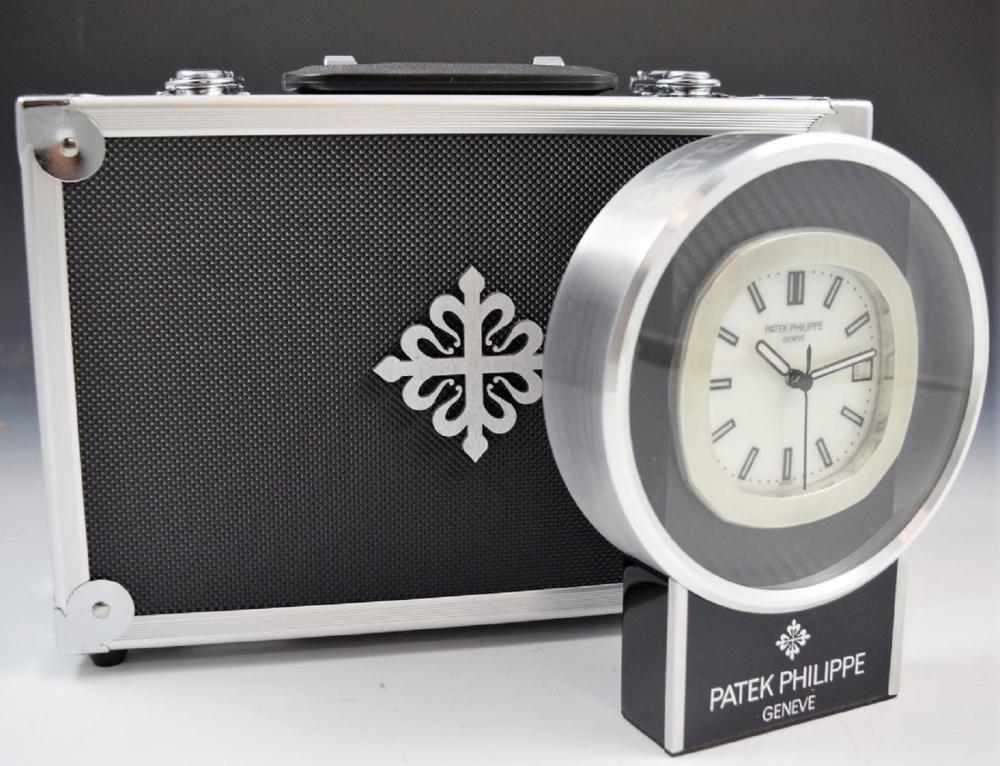 Patek Philippe Desk Clock