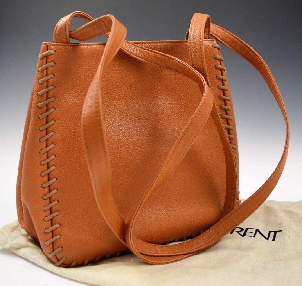 Yves Saint Laurent Leather Shoulder Bag