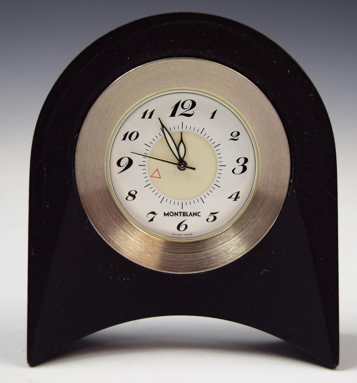 Montblanc Clock
