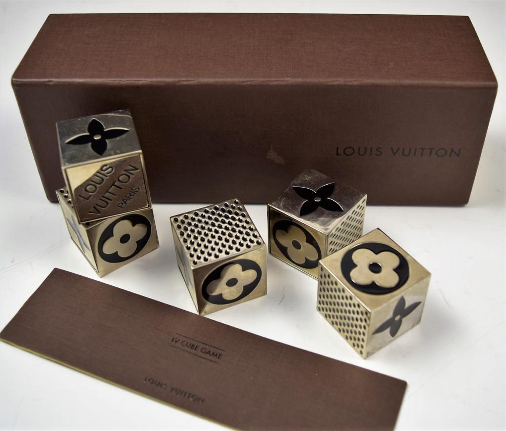 Louis Vuitton Paperweights