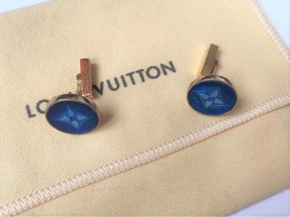 Louis Vuitton Cufflinks