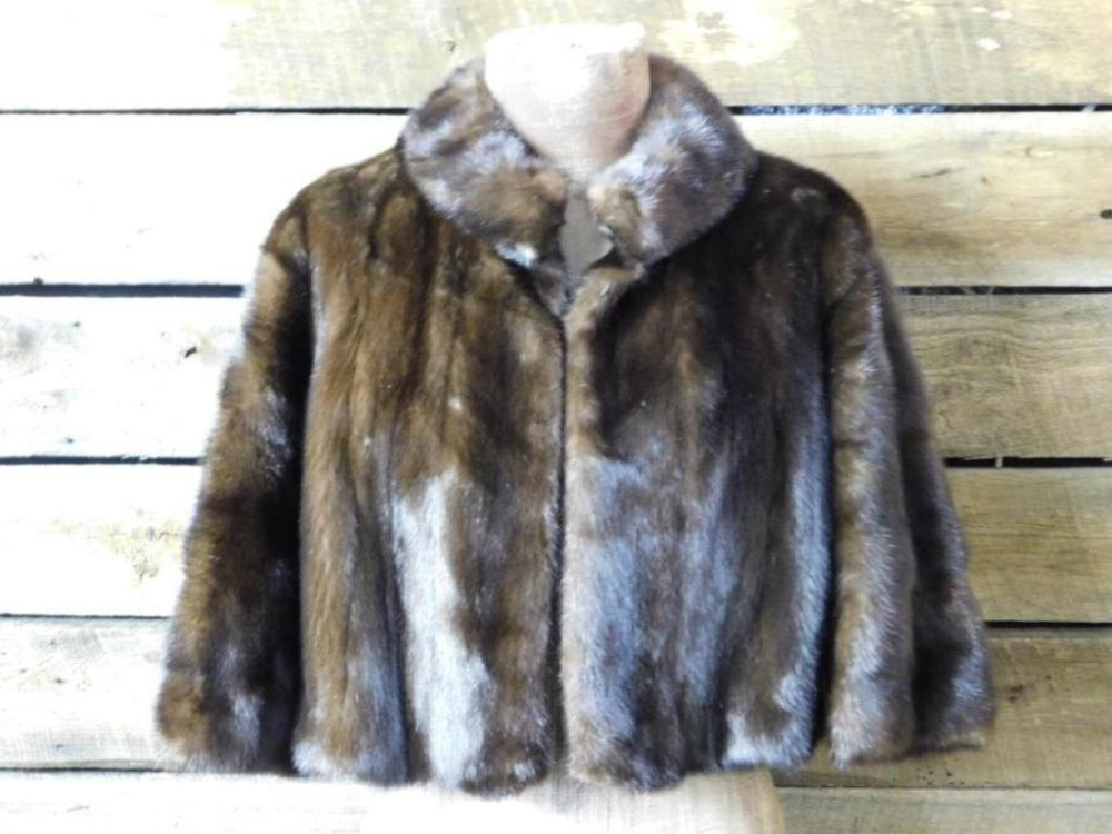 PREVIEW of Upcoming Lot: FUR COATS
