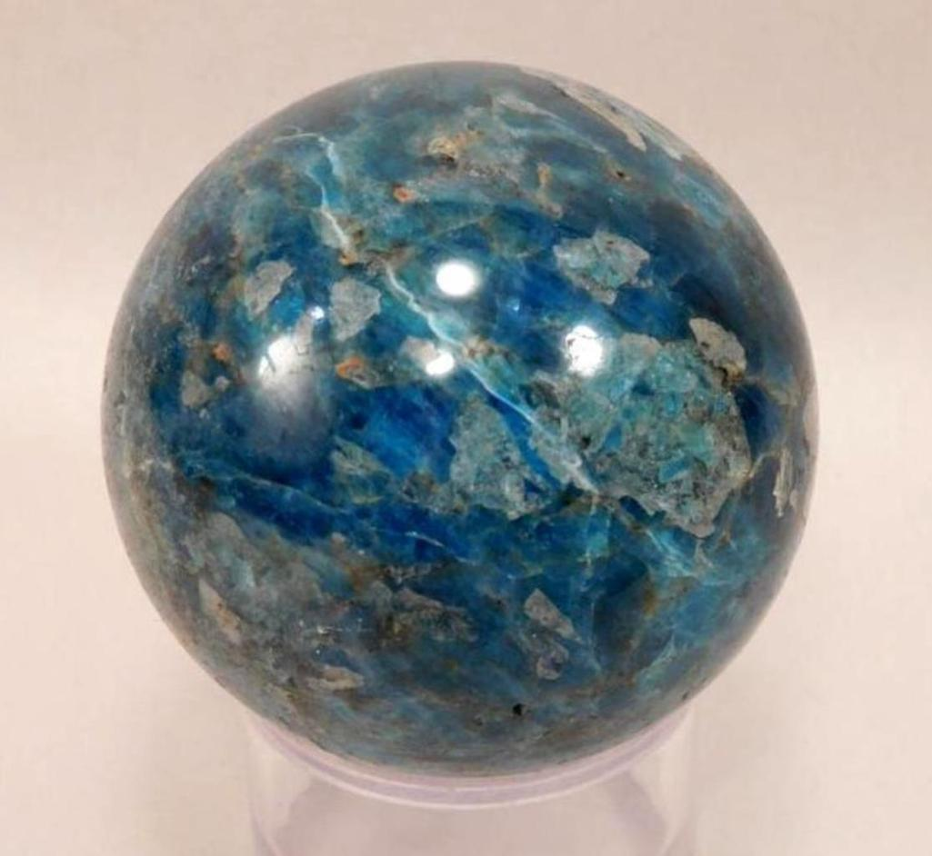PREVIEW of Upcoming Lot: POLISHED ROCKS & SPHERES