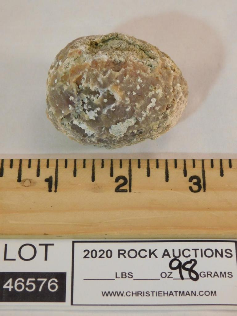 MEXICAN AGATE ROCK STONE LAPIDARY SPECIMEN