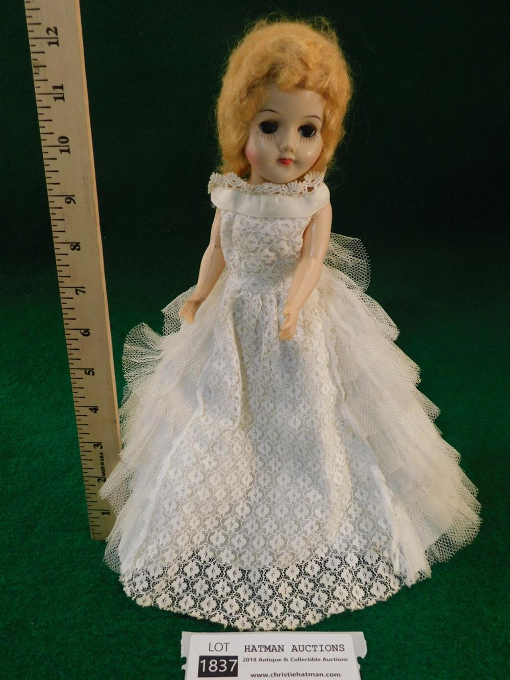 VINTAGE DOLLS AND DOLL CLOTHES