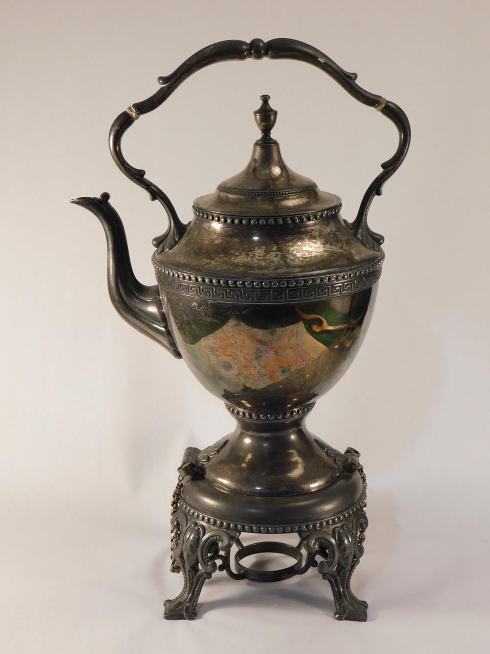 REED AND BARTON FORMAL TEAPOT 45