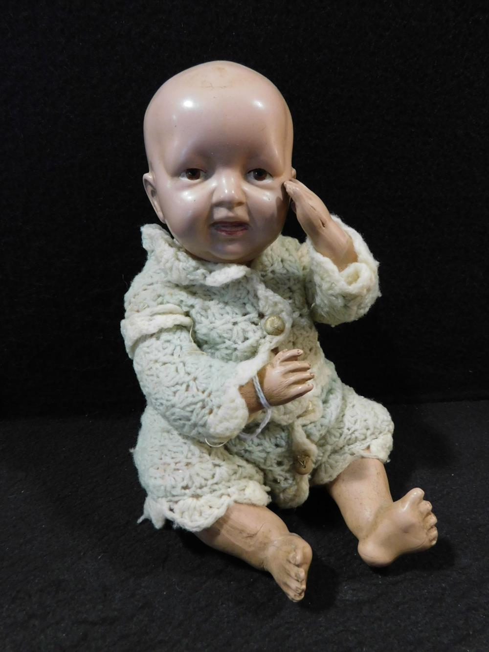 PARSON JACKSON CHARACTER BABY DOLL ANTIQUE VINTAGE