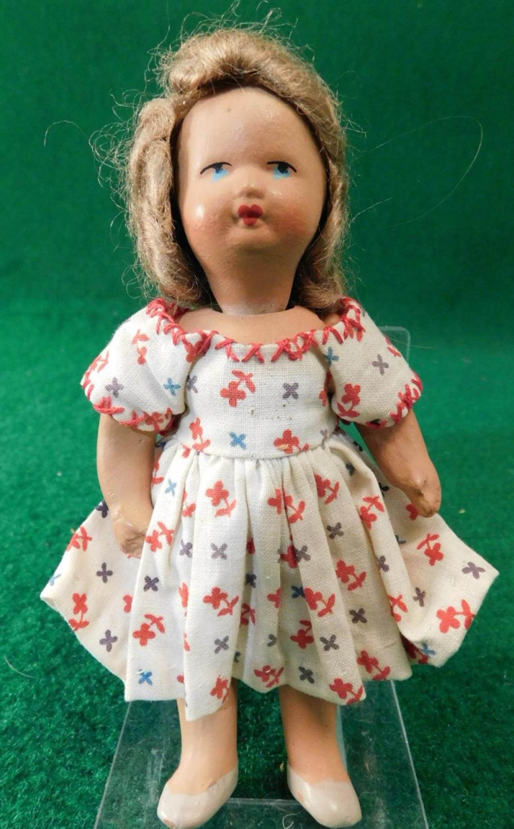 ITALY COMPOSITION DOLL