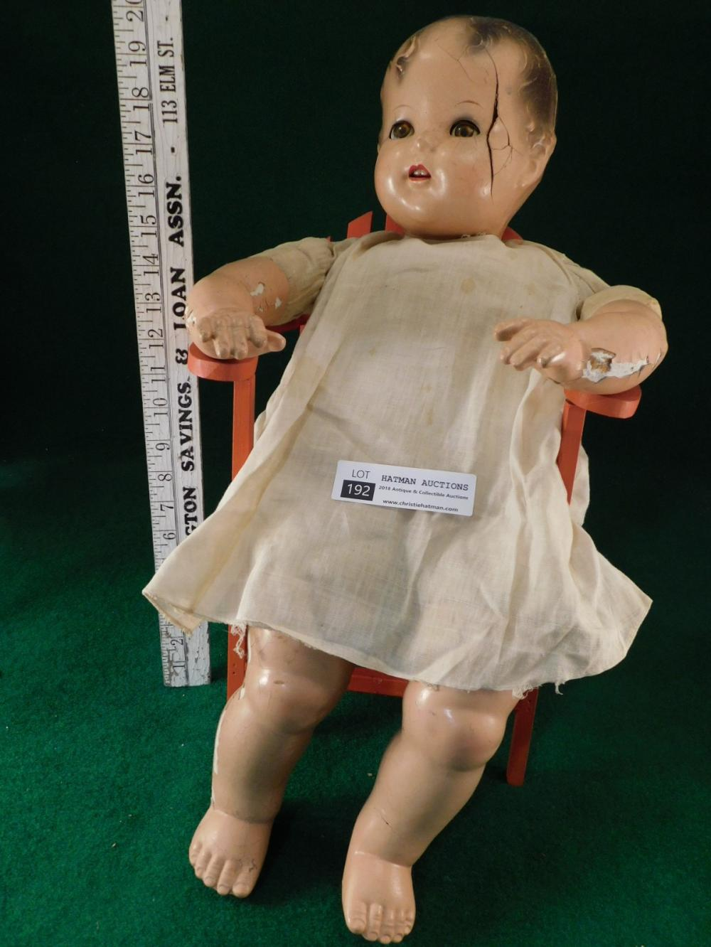 FAIR CONDITION IDEAL DOLL COMPOSITION