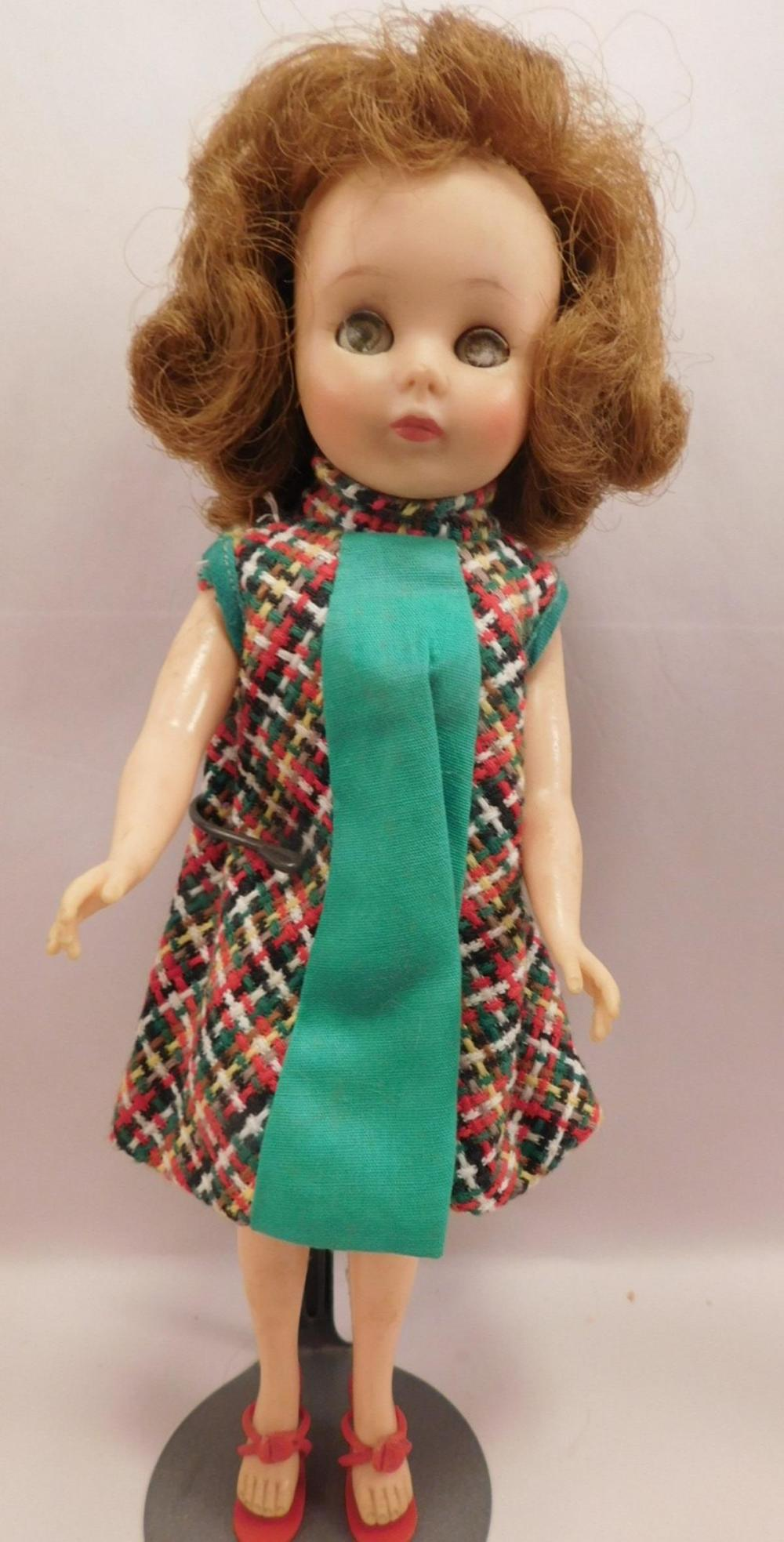 MCCALL 12 INCH DOLL VINTAGE ANTIQUE