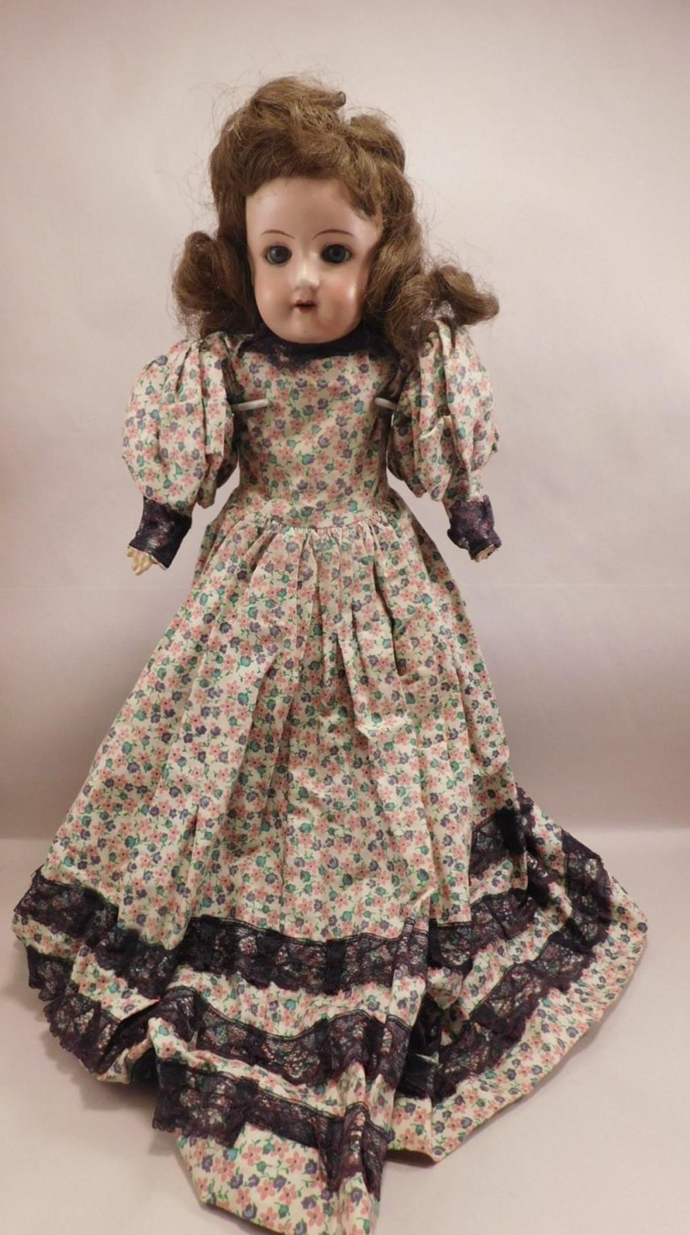 GOEBEL GERMANY CHILD DOLL VINTAGE ANTIQUE