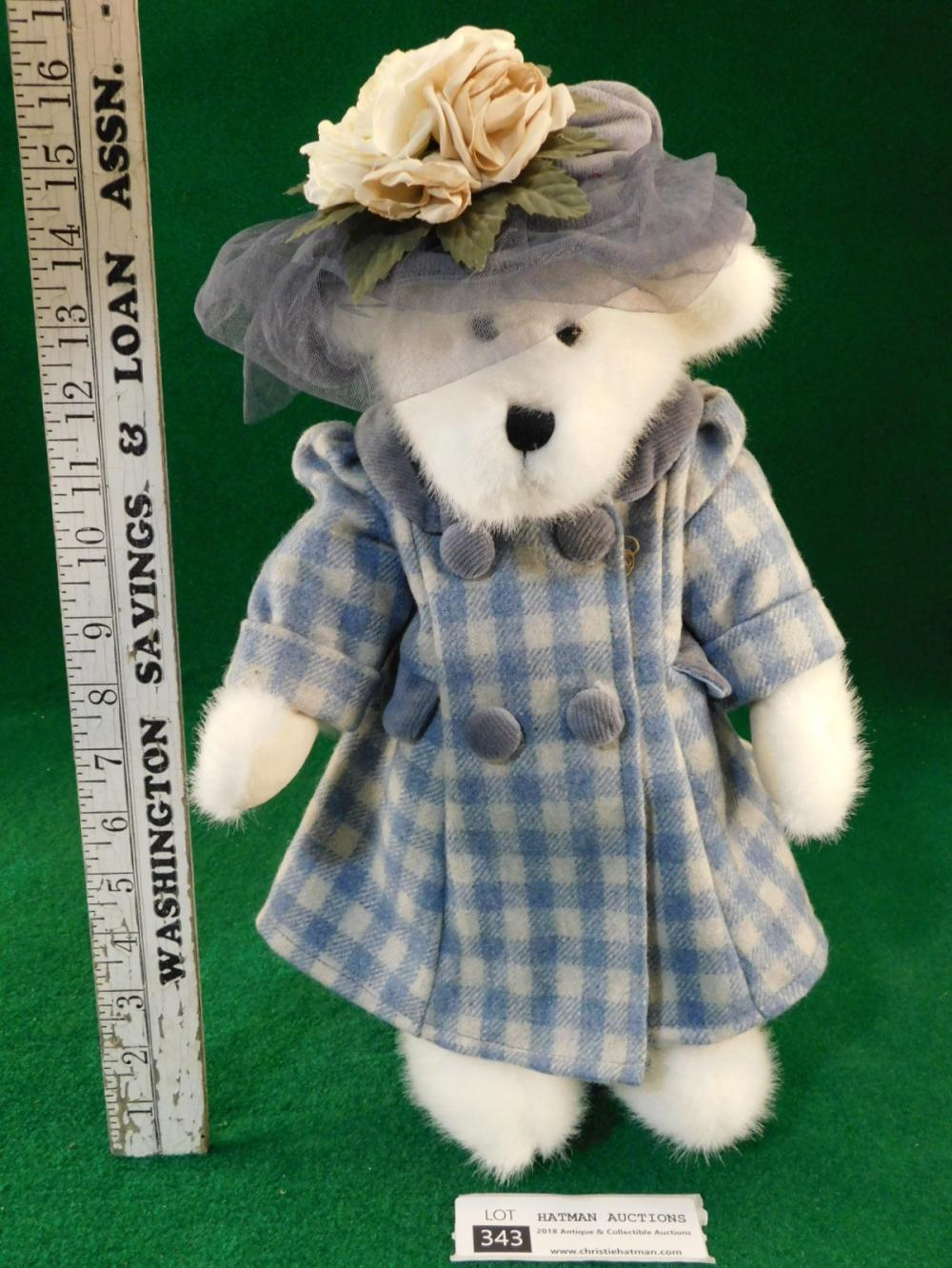 BOYDS COLLECTION BEAR VINTAGE ANTIQUE