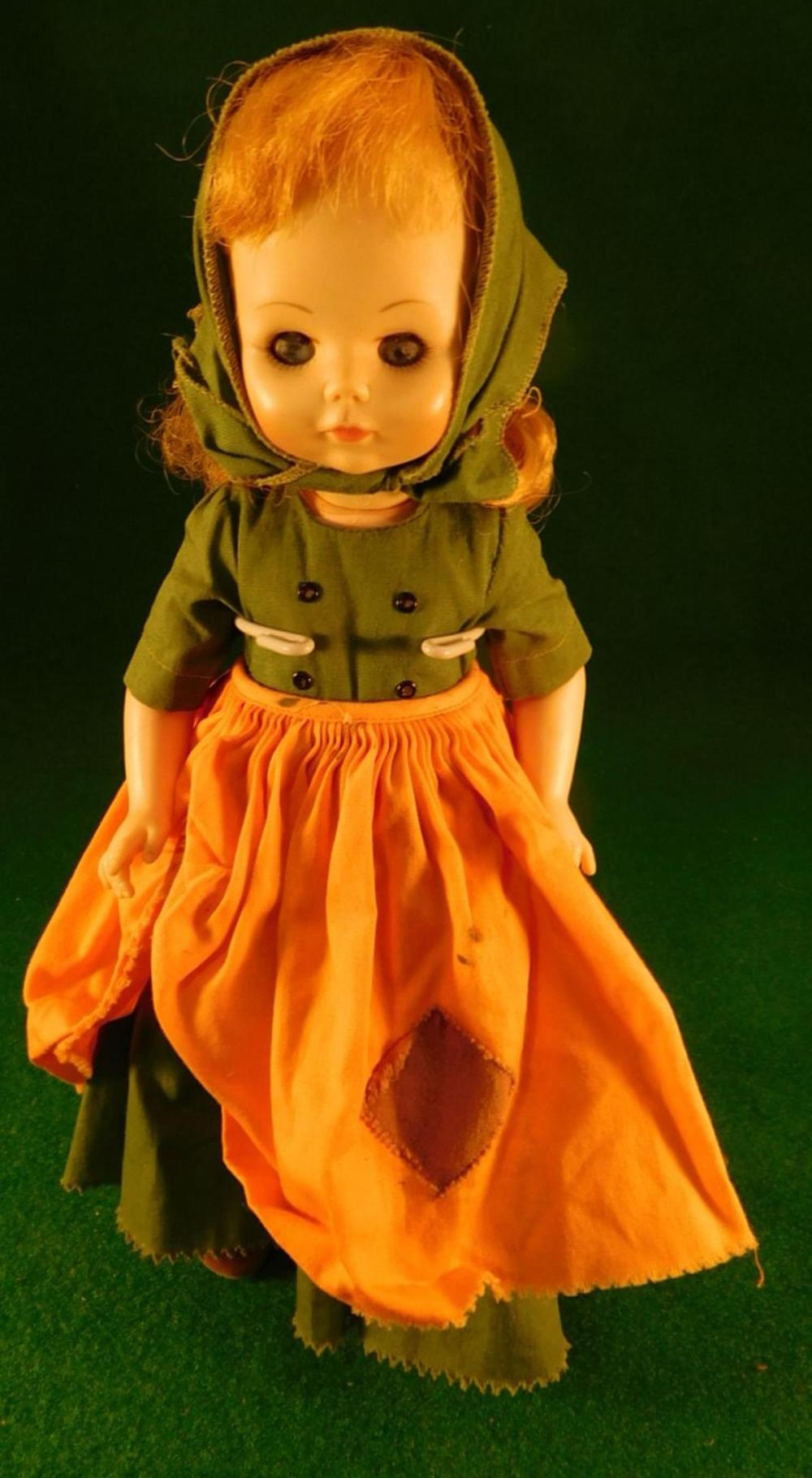 MADAME ALEXANDER CINDERELLA DOLL (YES, WE SHIP!)