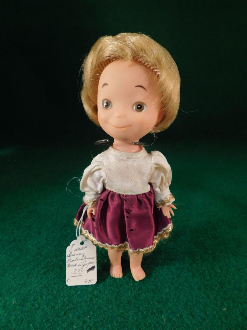 C. WALT DISNEY PRODUCTIONAL MADE IN JAPAN DOLL (YES, WE SHIP!)