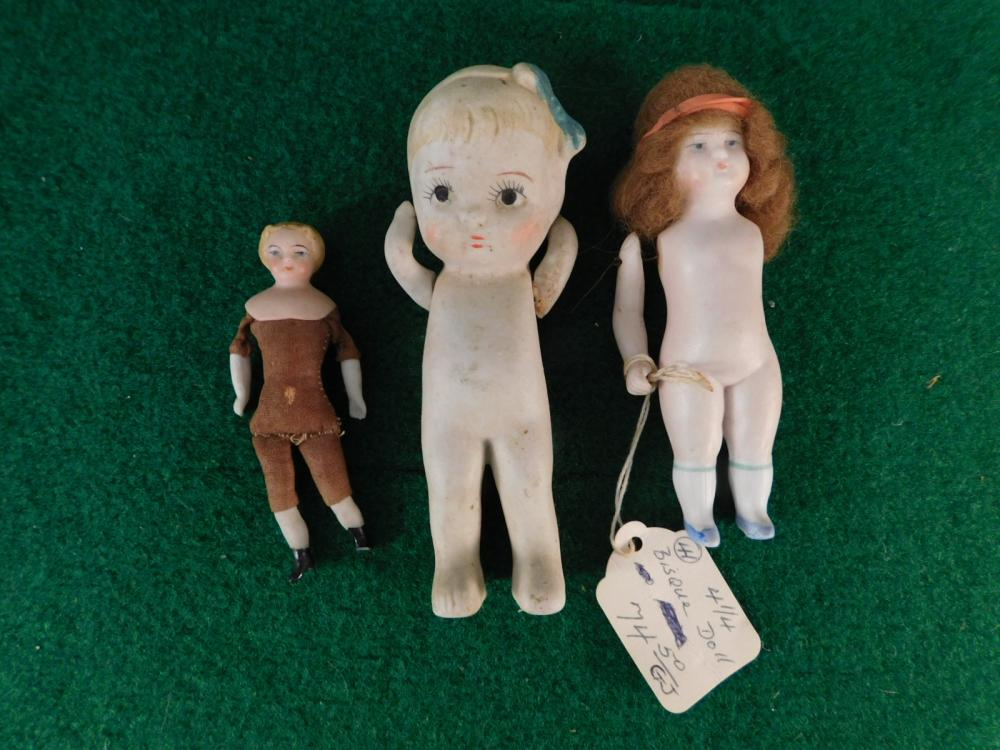 BISQUE DOLLS (YES, WE SHIP!)