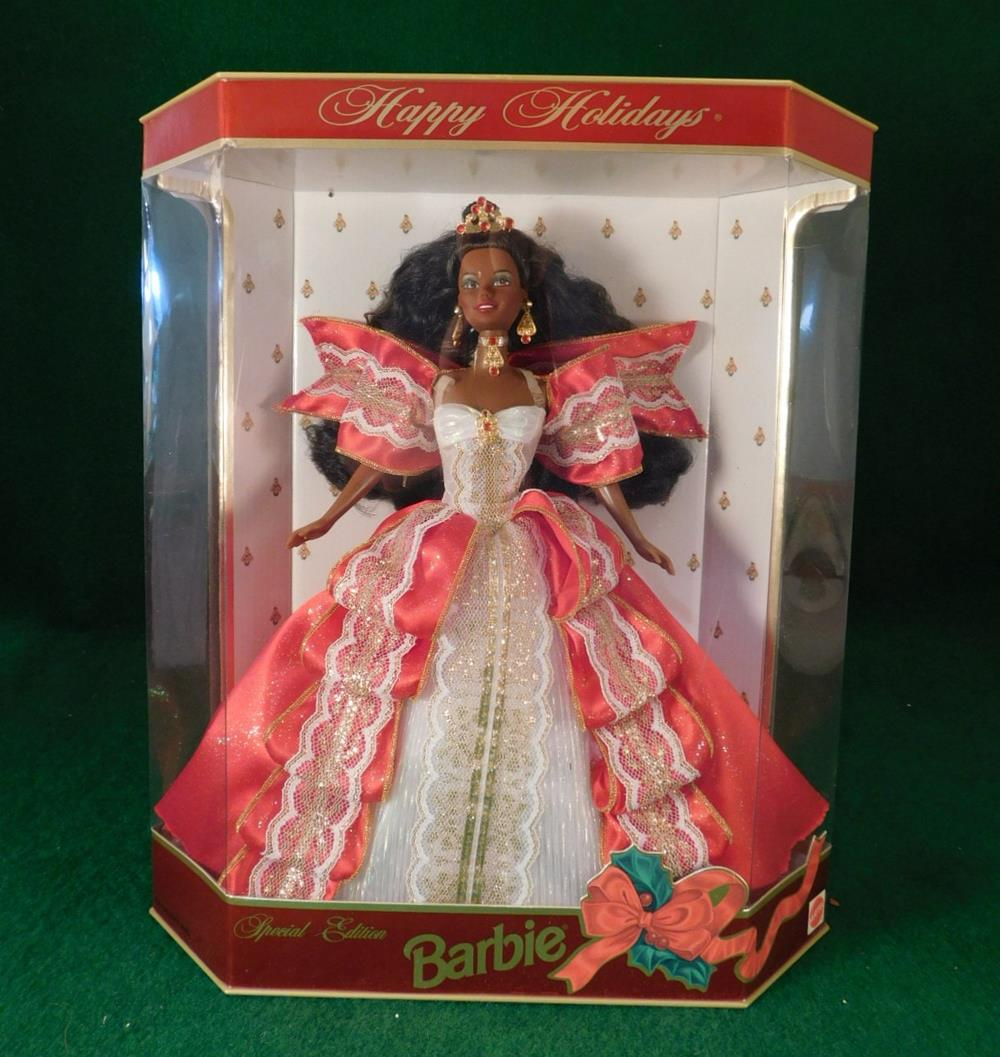 HAPPY HOLIDAYS BARBIE LIMITED EDITION