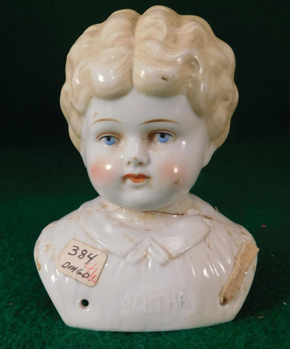 BERTHA DOLL HEAD