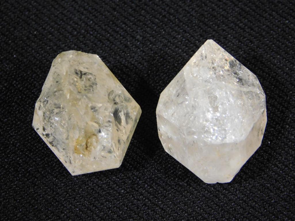 HERKIMER DIAMOND 70 CARATS ROCK STONE LAPIDARY SPECIMEN