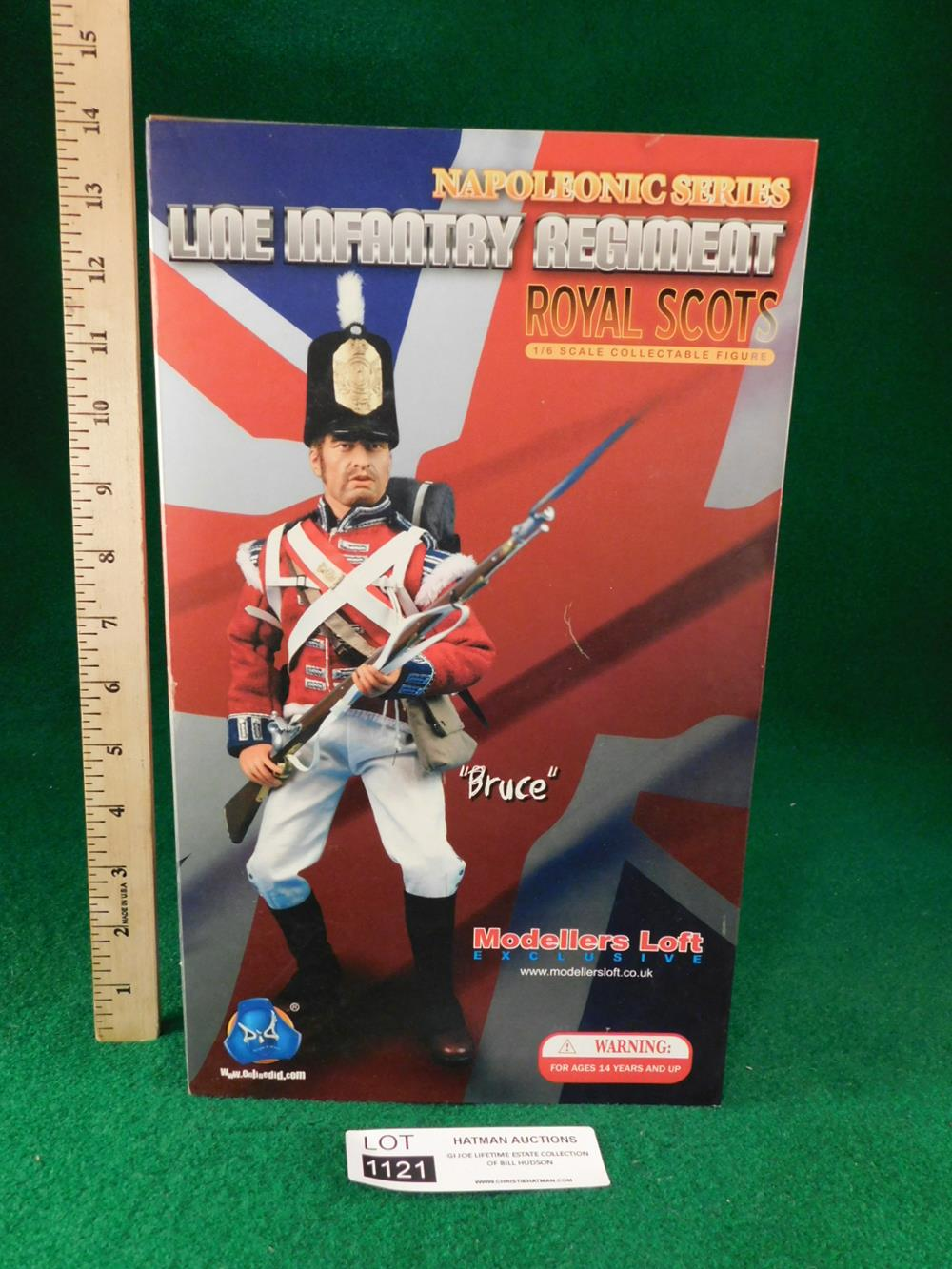 ROYAL SCOTS BRUCE NAPOLEONIC SERIES