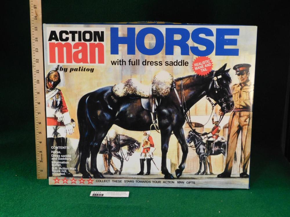 ACTION MAN HORSE ACCESSORIES