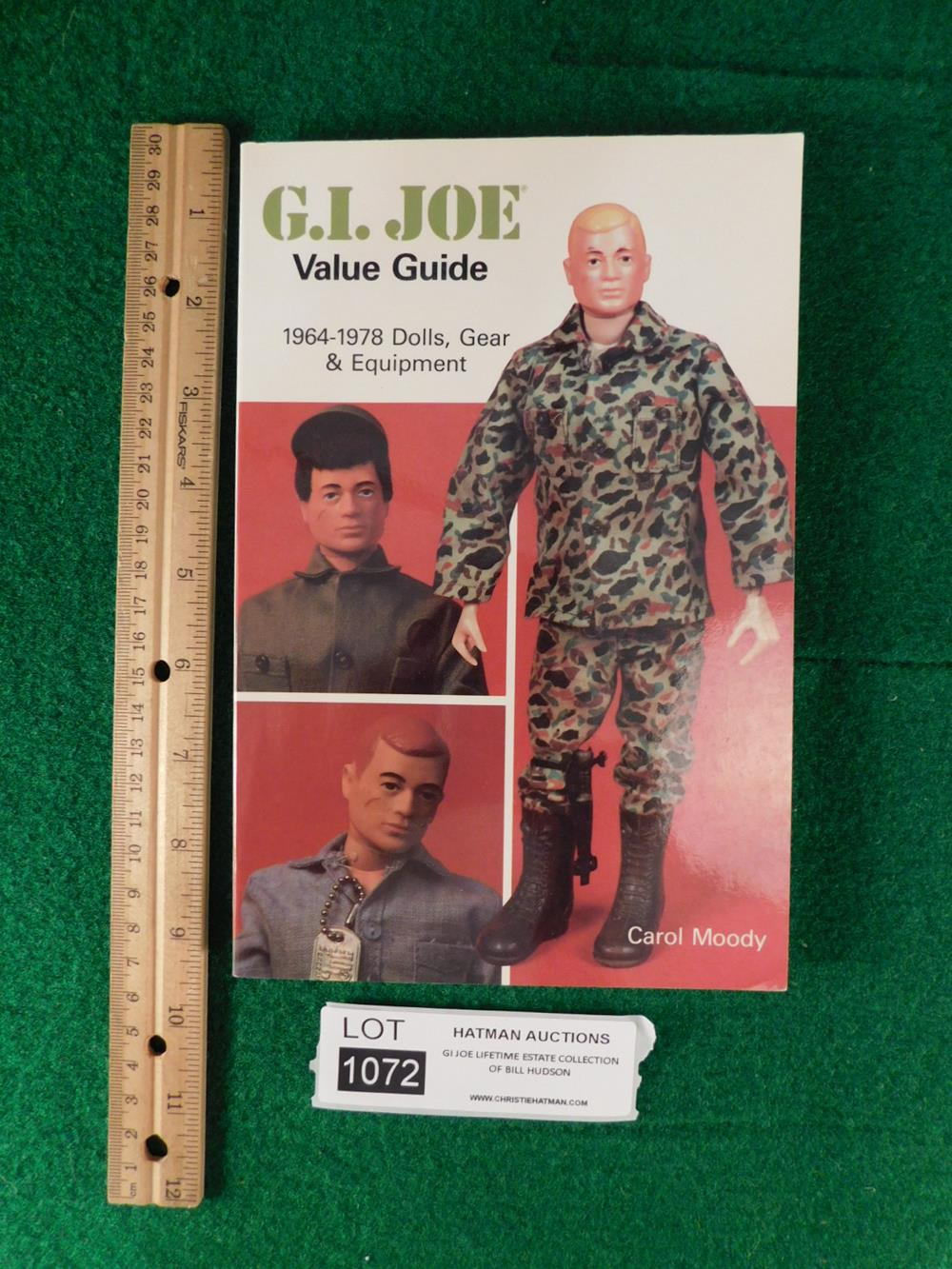 G.I. JOE VALUE GUIDE 1964-1978 DOLLS, GEAR AND EQUIPMENT