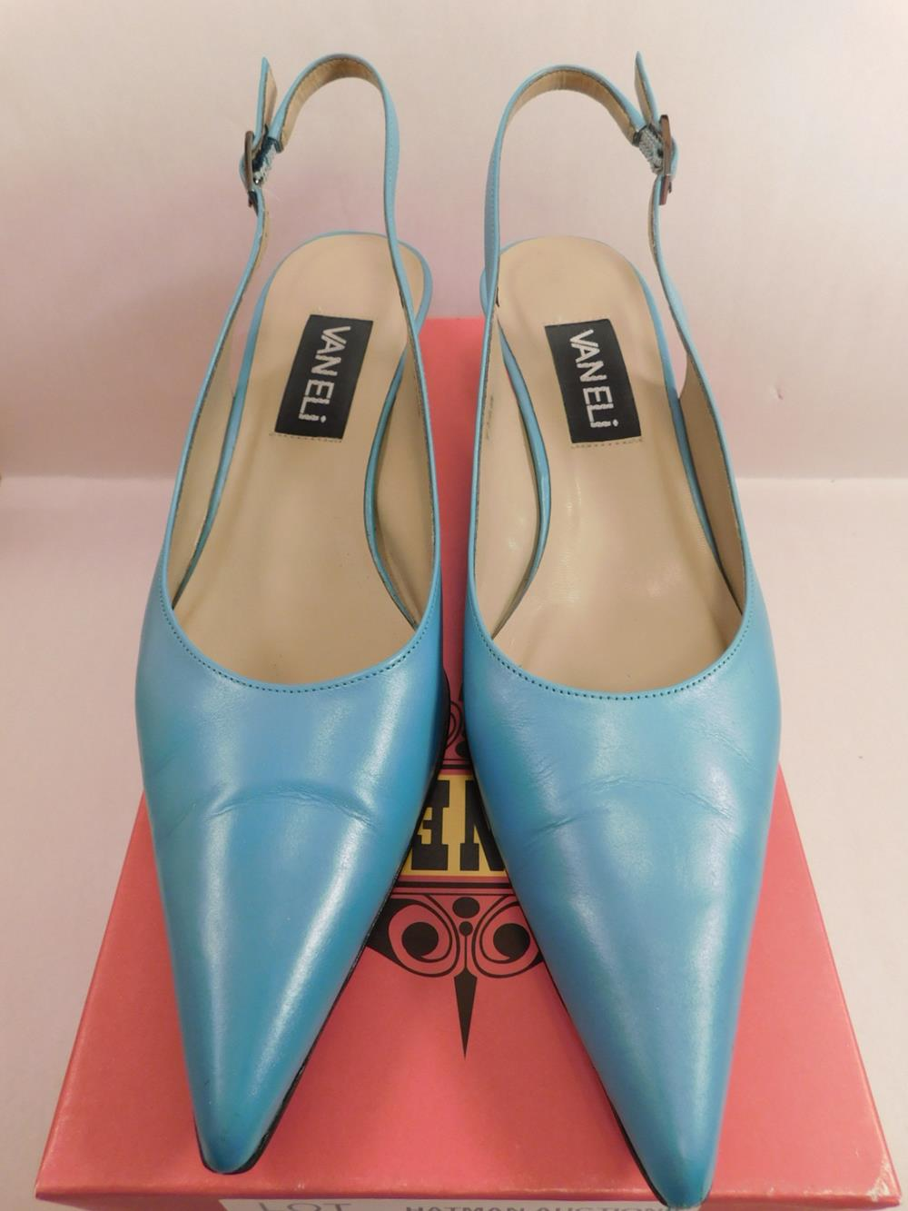 VANELI RANCIE TURQUOIS CALF SIZE 7.5S WOMENS SHOES