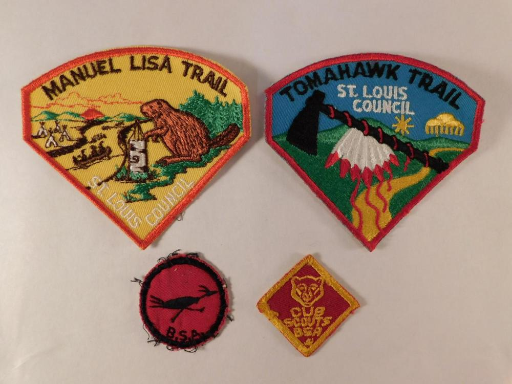 1960'S BOY SCOUT PATCHES
