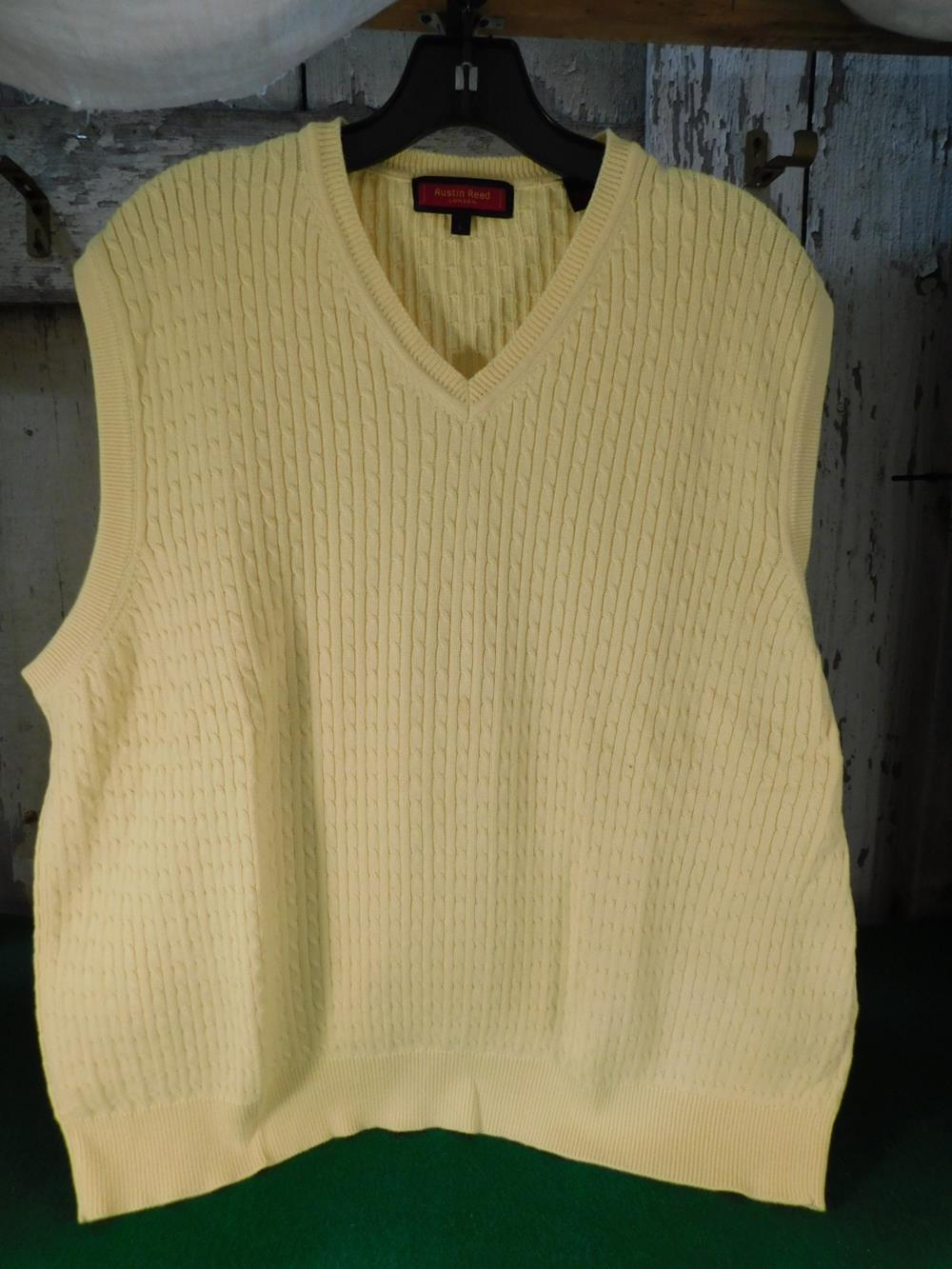 Lot Austin Reed Dillards Mens Pullover Sweater