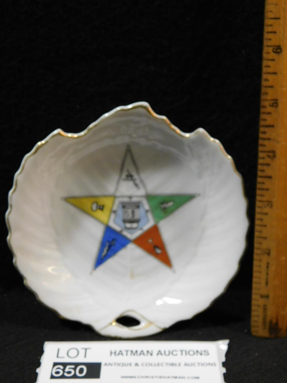 MASONIC FRATERNAL SANDERS ANTIQUES AND COLLECTIBLES