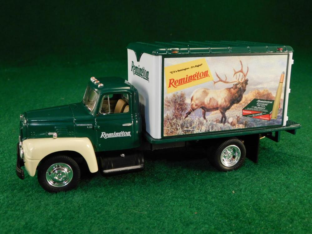 REMINGTON DIECAST TRUCK ANTIQUES AND COLLECTIBLES