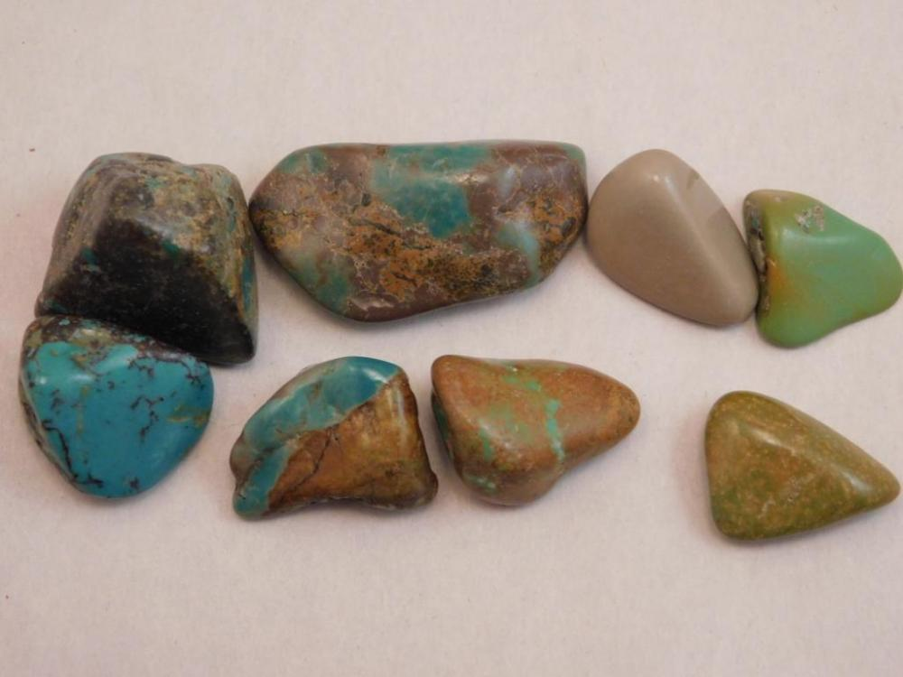 TURQUOISE STABILIZED NATURAL