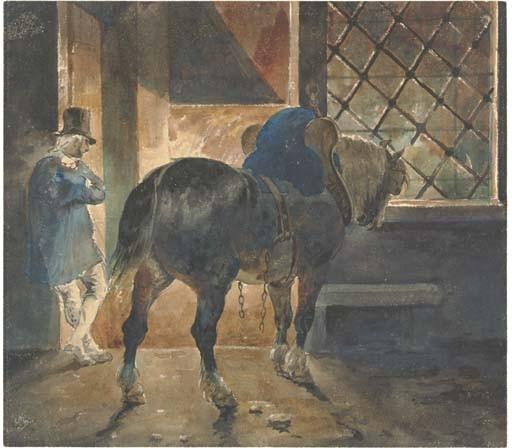 Jean-Louis-André-Théodore Gericault (Rouen 1791-1824 Paris)