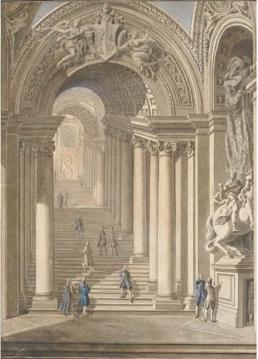 Francesco Panini (Rome 1745-1812)