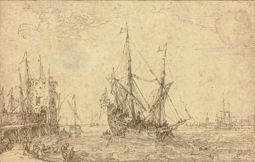 Cornelis Claesz. van Wieringen (Haarlem <I>circa</I> 1580-1633)