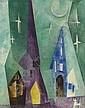 Lyonel Feininger (1871-1956), Lyonel Charles Adrian Feininger, Click for value