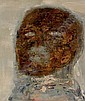 Head IV, Leon Albert Golub, Click for value