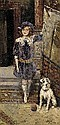 Marchese Girolamo Ballatti Nerli (1860-1926), G. P. B. Nerli, Click for value