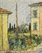 Paesaggio , Ardengo Soffici, Click for value