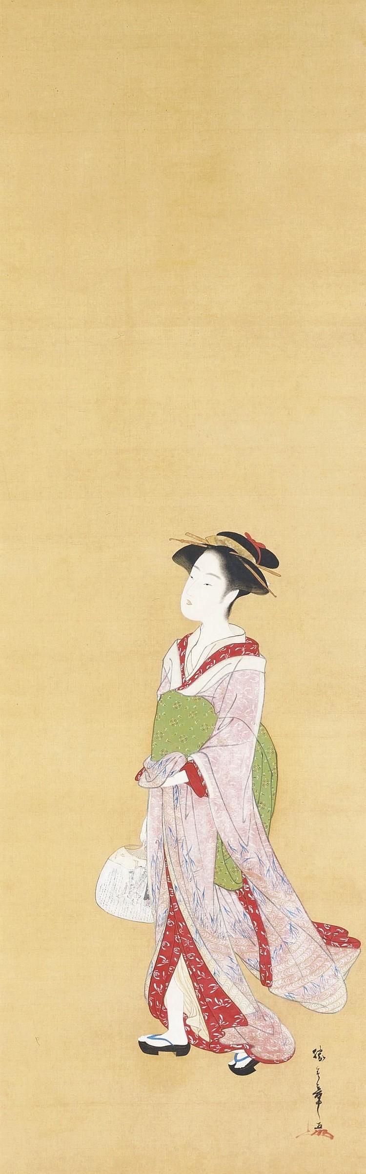 Katsukawa Shunsho (d. 1792)